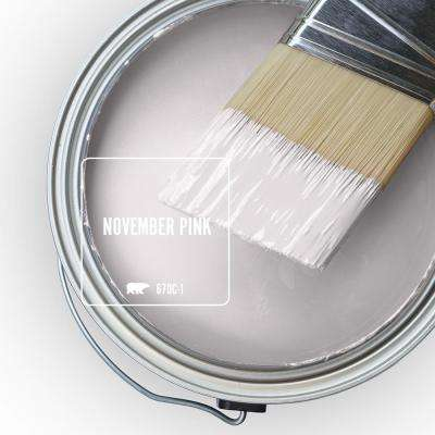 November Pink Paint Colors Paint The Home Depot