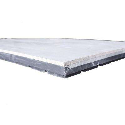 1.89 in. x 2 ft. x 4 ft. Tile Insulated R7 Subfloor Panel