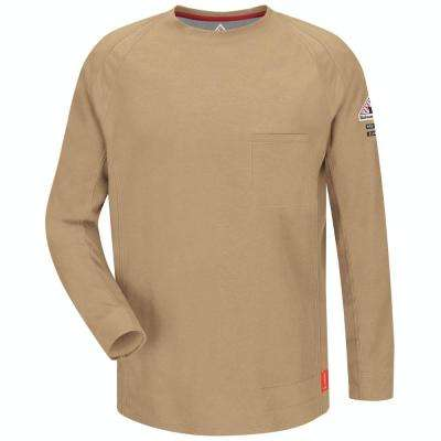 IQ Men's Long Sleeve Tee