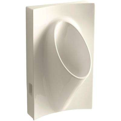 Steward Waterless Urinal in Almond