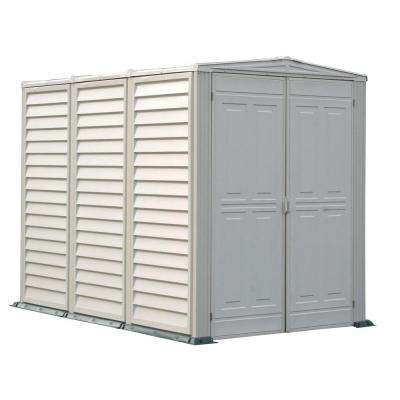 Yardmate 5 ft. x 8 ft. Storage Shed with Floor