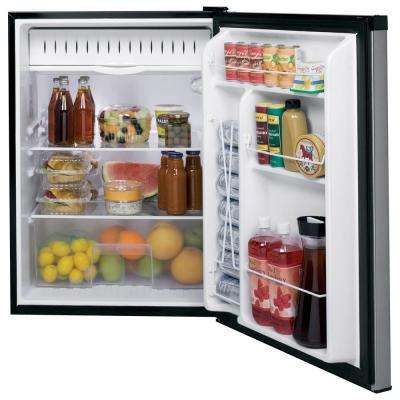 5.6 cu. ft. Mini Fridge in Stainless Steel