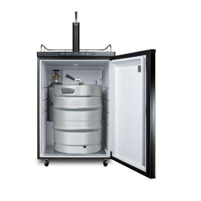 Built-In 1/2 Keg Beer Dispenser