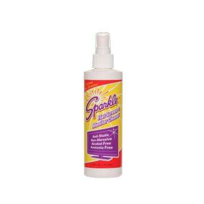 8 oz. Pump Spray Bottle Flat Screen and Monitor Cleaner