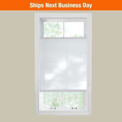 9/16 in. Top-Down Bottom-Up Cordless Light Filtering Cellular Shade