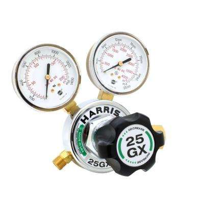 9/16 in. Regulator with Gauges