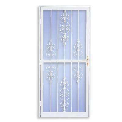 309 Series Prehung Heritage Steel Security Door