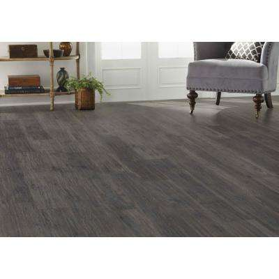 Rushmore Park Hickory 12 mm T x 6.26 in. W x 54.45 in. L Laminate Flooring (16.57 sq. ft. / case)