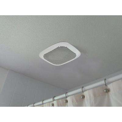 Integrity Series 70 CFM Ceiling Bathroom Exhaust Fan with Bluetooth Speaker, ENERGY STAR