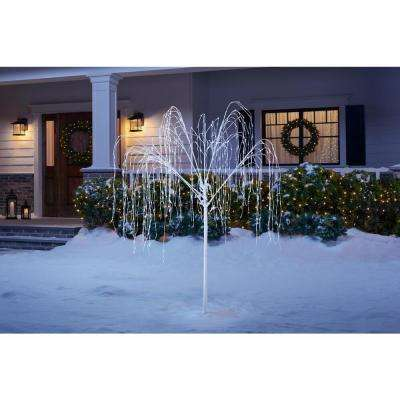 7 ft LED Willow Tree