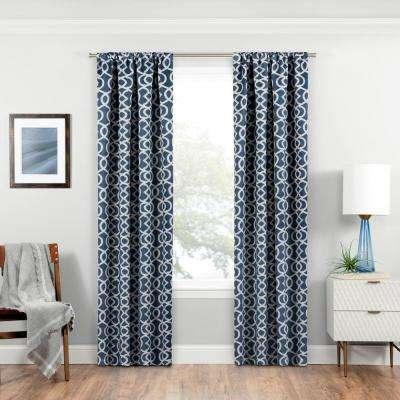 Blackout Isanti Rod Pocket Curtain