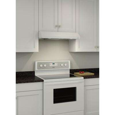 Sahale 30 in. Convertible Range Hood in White