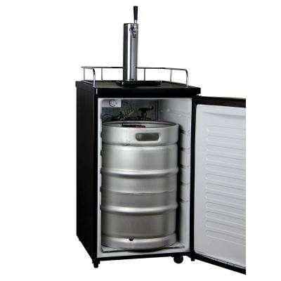 Full Size Keg Beer Dispenser with Single Tap
