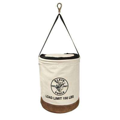 Heavy Duty Top Closing Bucket, 17 in.