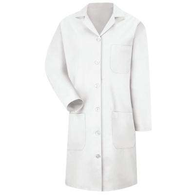 Women's White Lab Coat