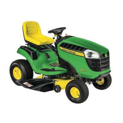 D125 42 in. 20 HP V-Twin Hydrostatic Front-Engine Riding Mower