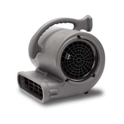 High-Velocity 2950 CFM 1/2 HP Air Mover-Floor Dryer-Carpet Dryer