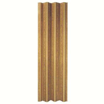 Encore Vinyl Oak Accordion Door