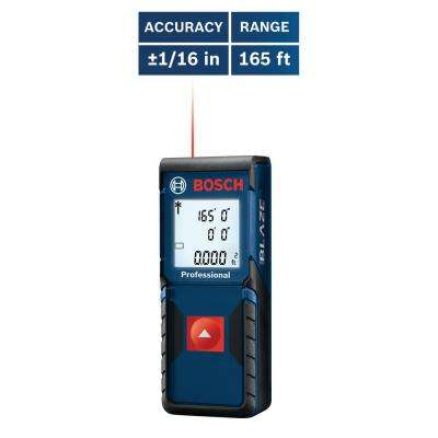 BLAZE ONE 165 ft. Laser Measurer with Auto Square Footage Detection