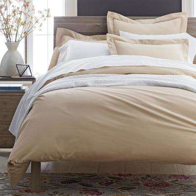 Sateen 450-Thread Count Duvet Cover