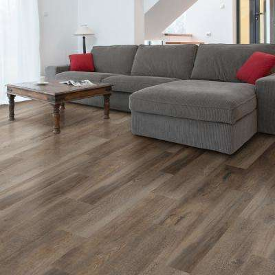 Tupelo Oak 8.7 in. W x 47.6 in. L Luxury Vinyl Plank Flooring (20.06 sq. ft. / case)