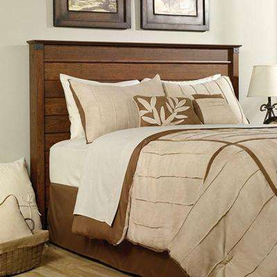 Carson Forge Collection Full/Queen Headboard in Washington Cherry