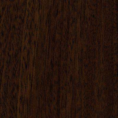 Jatoba Walnut Graphite 1/2 in. T x 5 in. W x 47-1/4 in. L Engineered Exotic Hardwood Flooring (26.25 sq. ft. /case)