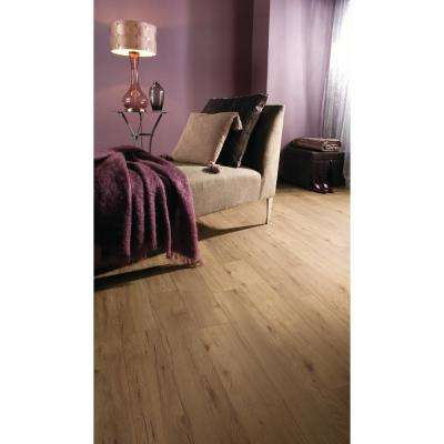 Russet Meadow Hickory 12 mm Thick x 6.1 in. Wide x 47.64 in. Length Laminate Flooring (14.13 sq. ft. / case)