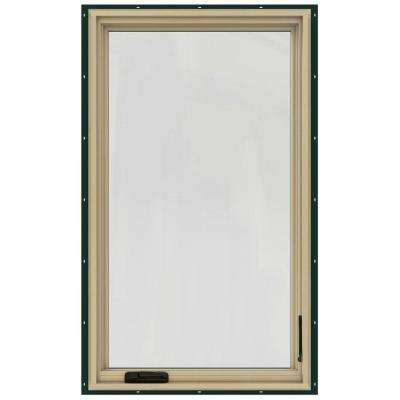 28.75 in. x 48.75 in. W-2500 Right-Hand Casement Wood Window