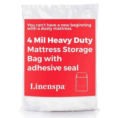 Heavy Duty 3 Mil Mattress Bag