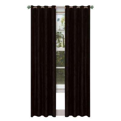 Polyester Grommet Curtain Panel