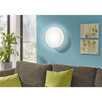 Beramo White Integrated LED Ceiling Light