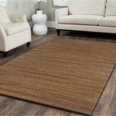 Natural Fiber Sonora Sahara 9 ft. x 12 ft. Eco-friendly Indoor Area Rug