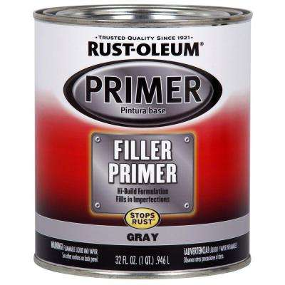 1-qt. Gray Filler Primer (Case of 2)