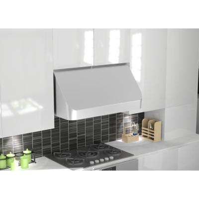 ZLINE 30 in. 1200 CFM Outdoor Under Cabinet Range Hood in Stainless Steel
