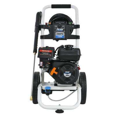 3,100 PSI 2.5 GPM Axial Cam Pump Gas Pressure Washer
