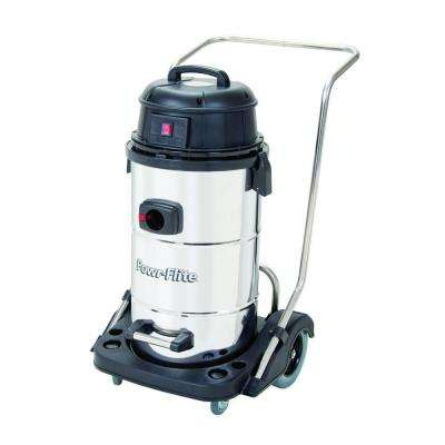15 gal. Stainless Wet/Dry Vac with Squeegee Tools