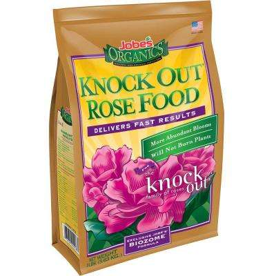 8 lb. Organic Knock-Out Rose Plant Food