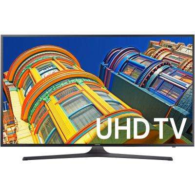 40 in. Class LED 2160p 120Hz Internet Enabled Smart 4K Flat UHD TV with Built-in Wifi and Bluetooth