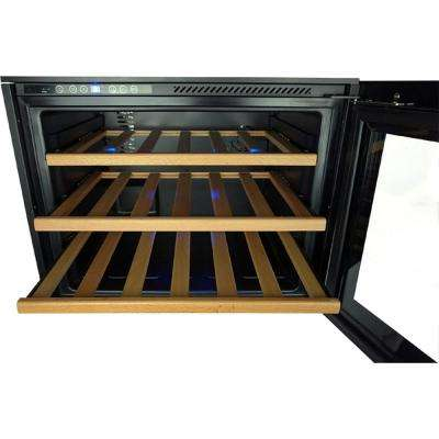 23.5 in. 24-Bottle Single Zone Built-in Wine Cooler
