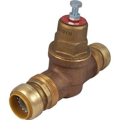 1 in. EB-45 Direct Push-to-Connect Pressure Regulating Valve
