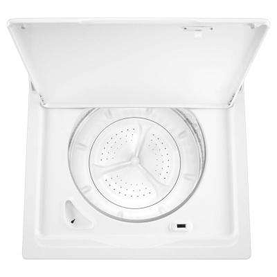 4.3 cu. ft. High-Efficiency Top Load Washer in White