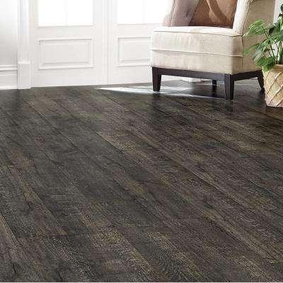 EIR Grey Prestige Oak 8 mm Thick x 7.64 in. Wide x 47.80 in. Length Laminate Flooring (30.42 sq. ft. / case)