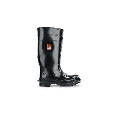 Unisex Guardian IV PVC Slip-Resistant Work Boots - Soft Toe