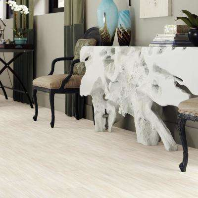 Gallantry Swan 6 in. x 36 in. Resilient Vinyl Plank Flooring (53.48 sq. ft. / case)