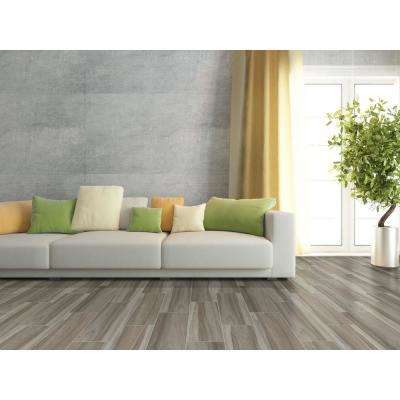 Ansley Amber 8 in. x 24.5 in. Glazed Ceramic Floor and Wall Tile (32 cases / 388.8 sq. ft. / pallet)