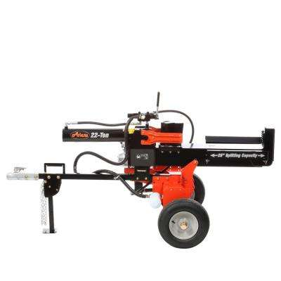 22-Ton 174cc Gas Log Splitter