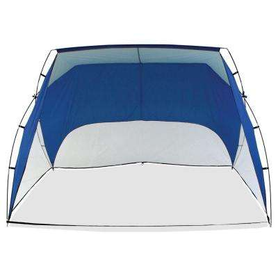 9 ft. x 6 ft. Blue Sport Shelter
