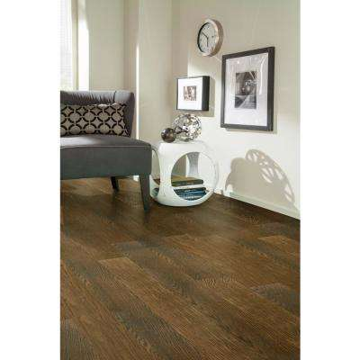 Rustic Barn 0.28 in. Thick x 5 in. Width x Varying Length Waterproof Engineered Hardwood Flooring (16.68 sq. ft./case)