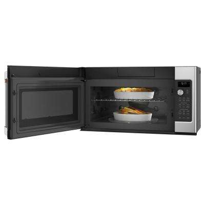 1.7 cu. Ft. Over the Range Convection Microwave in Stainless Steel with Sensor Cooking
